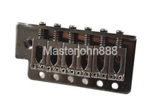 Black Electric Guitar Bridge Tremolo Bridge For Fender Strat SQ Electric Guitar Free Shipping