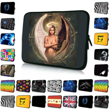 Wonderful Fashion Unisex Laptop Sleeve Bag Neoprene 7 10 12 13 14 15 17 inch Notebook Computer Cover Cases Neoprene Pouch