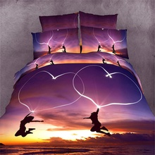 Best Quality Bed Sheet Pillowcase Sets Comfortable Bedclothes Bed Linen Duvet Cover Bedding Outlet Home Bedding Sets