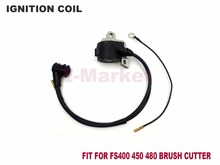 Ignition Coil for STIHL FS400 FS450 FS480 Brush Cutter.Grass Trimmer.Lawn Mower.Gasoline Engine Garden Tools Spare Parts
