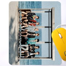 [SGDOLL] 2017 KPOP BTS Wings YOU NEVER WALK ALONE BANGTAN BOYS KPOP Mouse Pad Gift Model Toy Collection 17021508