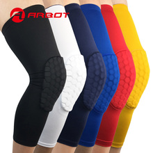 ARBOT Honeycomb Basketball Knee Sports Trousers Pants Hats Leggings Outdoor Fitness cycling socks Equipment Racing Leggings
