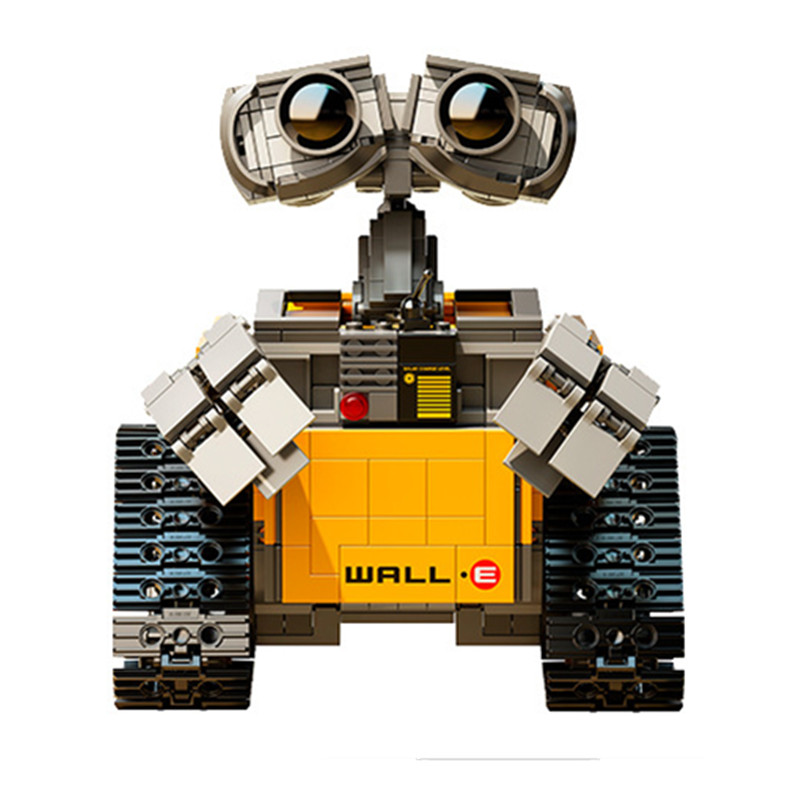 16003 Idea Robot WALLE Building Set Kits  Bricks BlocksBringuedos Toys for Children<br>