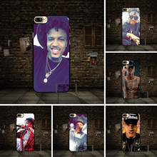 Pop August Alsina cell phone Case Cover For Samsung Galaxy A3 A5 A7 J3 J5 J7 2016 2017 J1 J2 A8 A9 E5 E7 C5 C7 ON5