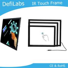 "DefiLabs 10 points 32"" Infrared Touch Screen frame, 16:9 format for advertising(China)"