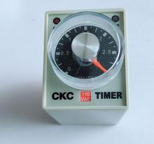 AH3-3 Time relay AC110V Delay Timer Time Relay 8Pin 6S 10S 30S 60S 3M(China)