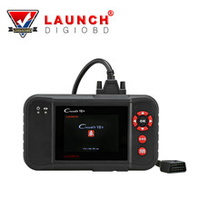 LAUNCH Professional Car Code Scan Tool Creader VII+ Diagnosis On Four Main ECU's (ENG\ABS\SRS\AT) Free Online Update(China)