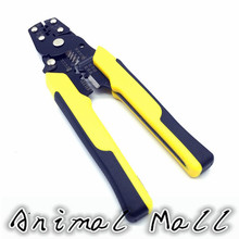 1 Pcs Floor Heating Pliers Precise Wire Stripper Cutter Tool Clamp Multi-function Cable Cutter Stripping(China)