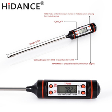 HiDANCE Electronic Digital Thermometer instruments hydrometer Meat Food Probe Kitchen Cooking weather station temperature sensor(China)