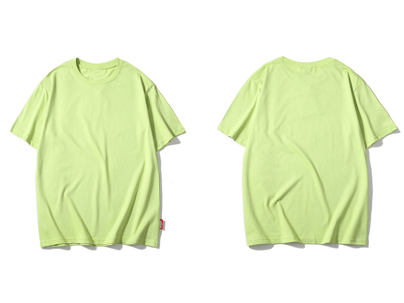 Casual Cotton Solid Tshirts 5