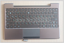 RU Russian Laptop Keyboard with C shell for ASUS TF101 TF201 TF201T TF700T palmrest cover 100% brand new and original