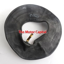 Good quality QIND 2.80/ 2.50-4 Inner TUBE Bent Valve Gas Electric Scooter Bike QIND Tire