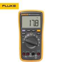 FLUKE 17B+ Digital multimeter Tester DMM with TL75 test leads(China)