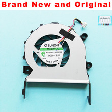 New original CPU fan for Acer Aspire 5553 5553G laptop CPU cooling fan cooler MG75090V1-B020-S99 AB8305HX-EDB(China)