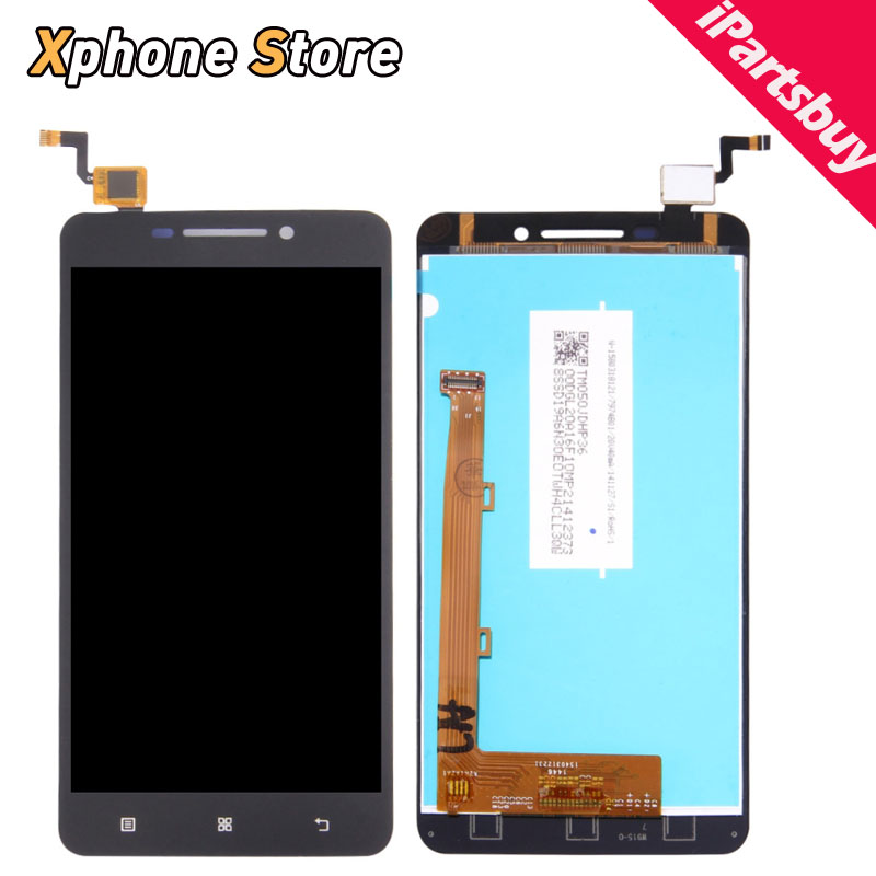 iPartsBuy Original A5000 Spare Parts Accessory LCD Display + Touch Screen Digitizer Assembly Replacement for Lenovo A5000 Phone <br><br>Aliexpress