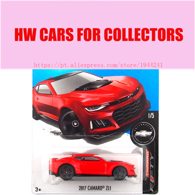 2017 Hot Sale 1:64 Car wheels Red Camaro ZL1 NEW Metal Diecast Cars Collection Kids Toys Vehicle For Children Juguetes(China (Mainland))