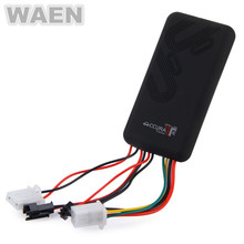 WAEN GT06 GPS Tracker SMS GSM GPRS Vehicle Tracking Device Monitor Locator Remote Control for Car Motorcycle Scooter