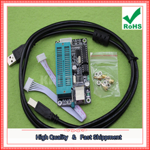 Free Shipping 2pcs Black PIC Programmer / PIC K150 Programmer Downloader USB (H5A2) 0.3KG(China)