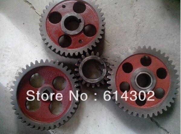 Diesel engine Idler gear for 4105D/ZD Ricardo diesel engine parts / weifang diesel generators spare parts offer<br>