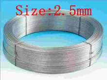 2.5mm pure ta1 ta2 ta2  titanium wire, Ti silk coil 0.5,0.8 ,1,2 ,4 mm