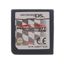 Nintendo DS Video Game Cartridge Console Card MarioKart EU Version(China)