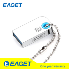 Original Eaget U85 Super USB Pen Drive 16GB 32GB 64GB 100% USB 3.0 Metal Flash Drive Pendrive USB Stick Mobile Storage Devices