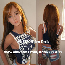 158cm real silicone sex dolls robot japanese anime full oral love doll realistic adult for men toys big breast sexy mini vagina(China)