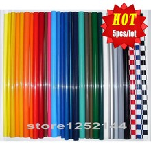 5Meters/Lot MP Brand Hot Shrink Covering Film 64X500cm For RC Airplane Models DIY High Quality Factory Price Free Shipping(China)