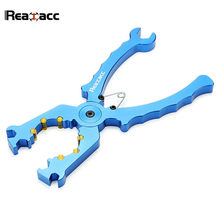 Original Realacc Alloy Pliers V2 Multifunctional Wrench Nipper For Housing Outrunner DIY Tools Grip For RC Models Motor