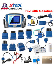 XTOOL PS2 GDS Gasoline Universal Car Diagnostic Tool Update Online Same function as X431 GDS without Plastic box