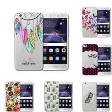 coque For Huawei P8 Lite 2017 P9 P9 Lite P10 Case Most popular TPU Soft Silicone Phone Case Skin Cover For Huawei P10 PLUS Case