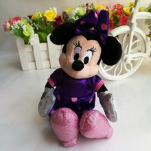 MINNIE mouse 24CM plush Toys Stuffed Animals New Year children Gift Valentine Gift Children toy soft toys kids toys collection