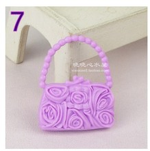 D47 Multiple different styles for choose Doll accessories Fashion Bags Purse Handbag for BB 1:6 dolls