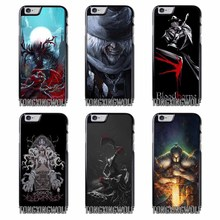 Bloodborne Platinum arts Cover Case For Iphone 4 4s 5 5c 5s se 6 6s 7 8 plus x xiaomi redmi note oneplus 3 3T 4X 3s(China)