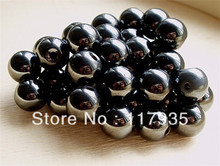 Wholesale Natural Not Magnetic Hematite Round Beads A 4-10mm stone Loose beads jewelry making bracelet neclace factory price(China)