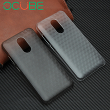 Ocube Crystal Case for Homtom HT37 Hard PC Back Cover Ultra Thin Transparent Case for Homtom HT37 Mobile Phone
