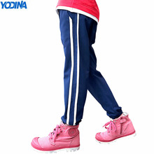 YODINA Kid Clothes Boys Sports Pants Light Quick-drying Pants Children's Casual Trousers Big Boys Summer Full Length Pants(China)