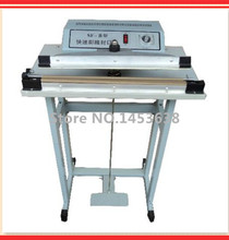 Foot sealer 300mm pedal impulse electrical sealing machine aluminum bags sealer tools plastic of PP,PE,PET packaging equipment(China)