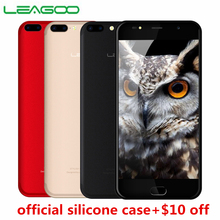 Original LEAGOO M7 3G Mobile Phone Android 7.0 5.5 Inch 1GB+16GB MT6580A Quad Core Dual Back Camera Fingerprint 720P Smartphone