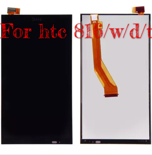 Suitable for HTC D816W 816 / D816T 816 d mobile phone brand new  touch screen assembly display assembly.1PC /Lot  LCD +Touch Scr<br><br>Aliexpress
