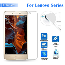 Buy Screen Protector Tempered Glass Lenovo P2 P1 Z1 P70 S1 A1000 A2010 A7000 A7010 K3 K5 Plus K6 Power K6 Note ZUK Z2 Pro Film for $1.43 in AliExpress store