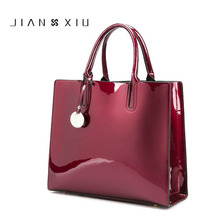 Designer Brand Famous Large Patent Leather Tote Bag Handbags Shoulder Bag Satchel Handbag Saffiano Tote Bags Jelly High Quality(China)