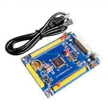 5pcs/lot ARM Cortex-M3 mini stm32 stm32F103VEt6 Cortex development board 72MHz/512KFlash/64KRAM(China)