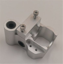 aluminum V6 hotend custom mount for Ultimaker 3D printer V6 Ultimaker upgrade conversion mount(China)