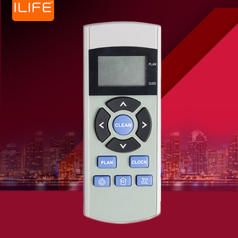 1 pcs remote control for chuwi ilife v5 ilife v5 pro intelligent robotic vacuum cleaner<br>