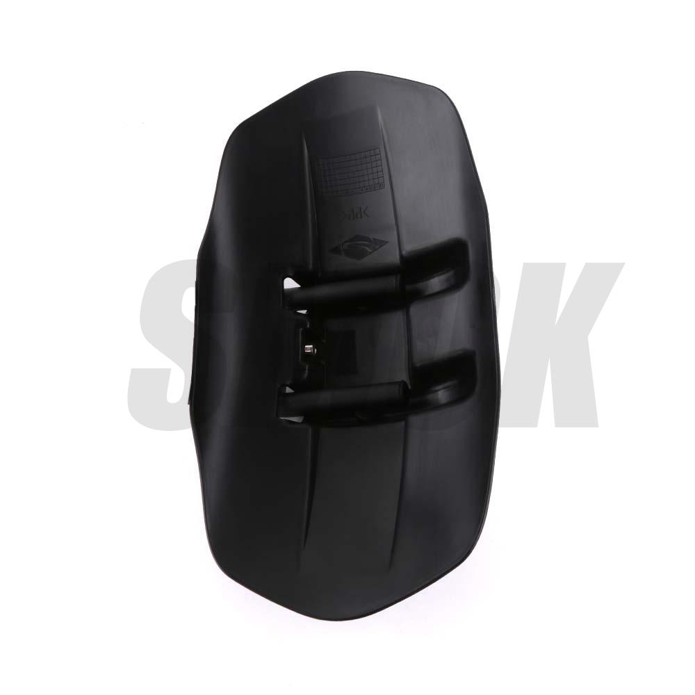 Motorcycle CNC Aluminum Alloy Plastic Rear Wheel Fender Splash Mud Dust Guard Mudguard For Kymco AK550 (119)