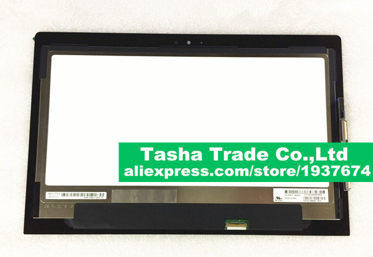 For Toshiba P35W  LCD Touch Digitizer Assembly LP133WF3-SPA1 1920*1080 FHD<br><br>Aliexpress