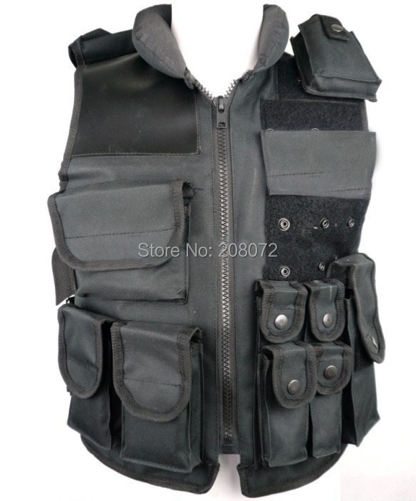 Wholessale Outdoor Tactical Vests Cycling Military Special Ttroop and Amphibian CS Molle Vest<br><br>Aliexpress