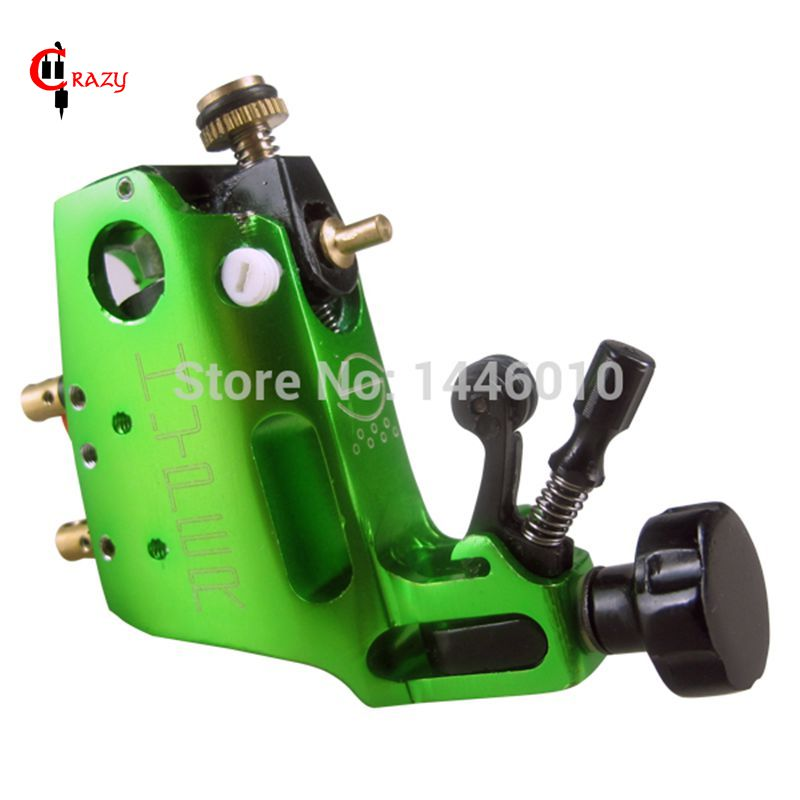 Newest Stigma Hyper V3 Rotary Tattoo Machine For Shader and Liner With High Quality Green Tattoo Machine Free Shipping<br>