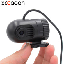 XCGaoon New mini Car DVR Video Recorder camera HD 720P 30FPS Chip Novatek 96220 With 140 degree wide angle lens(China)